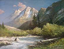 Robert Wood, 'Mountain Majesty'
